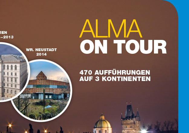 Alma on Tour