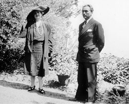Alma and August Hess
